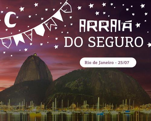 Festa Julina - Rio de Janeiro-RJ