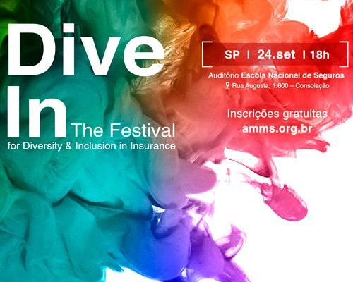 AMMS no Dive IN Festival - São Paulo